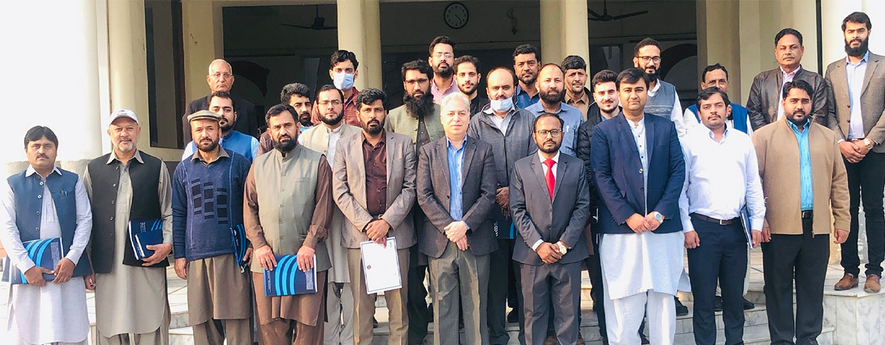 2 Days Certificate Course on Compressor Maintenance concluded at CECA NTU Faisalabad