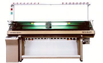 Flat Knitting Computerized Jacquard machine(Shima Seiki/ SES 182FF)